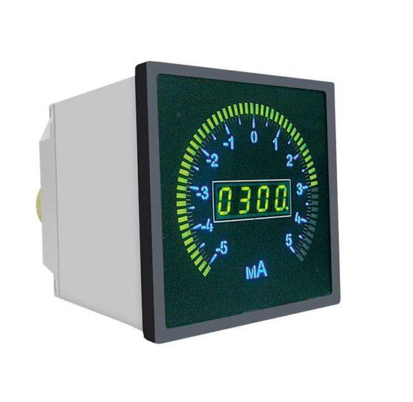 Амперметры и вольтметры цифровые Ф1762.8-АД (морское исполнение) фото