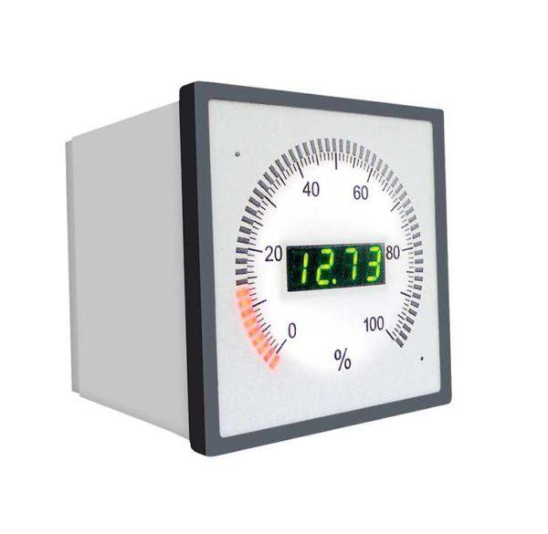 Амперметры и вольтметры цифровые Ф1762.8-АД (морское исполнение)