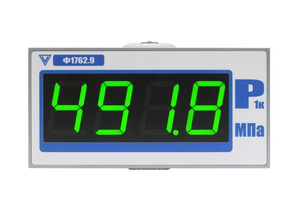 Амперметры и вольтметры цифровые Ф1762.9 фото